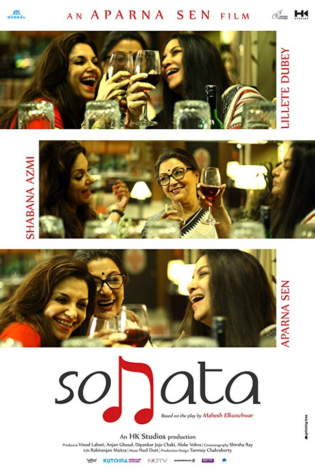 Sonata 2017 Hindi 720p Movie HDRip - 800MB | fullmaza