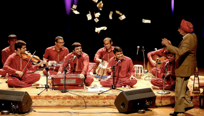Sounds of L.A.: Riyaaz Qawwali | Getty360 Calendar