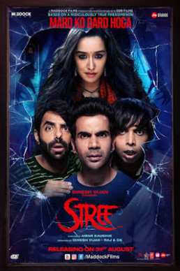 Stree 2018 Bollywood Movie Quiz challenge The Brain