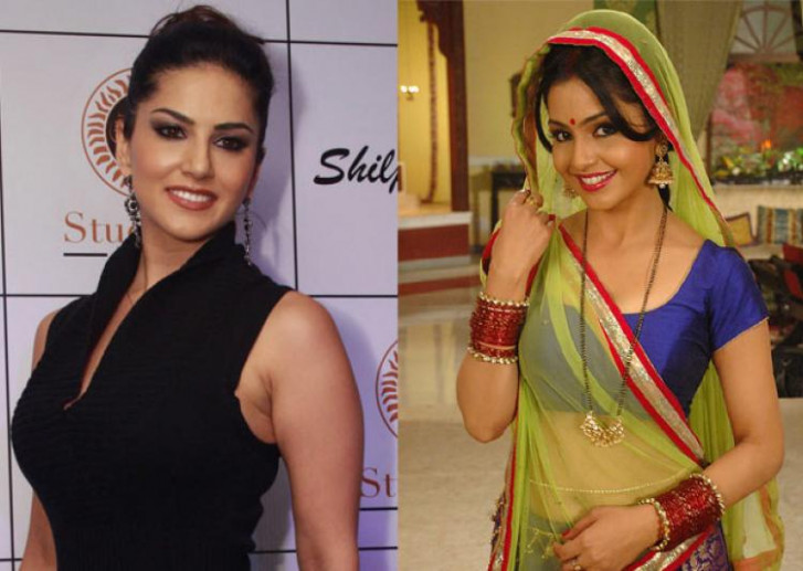 Sunny Leone is making her TV serial debut with Bhabi Ji ...