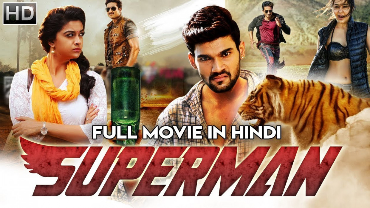 Superman 2019 South Hindi Dubbed Full Movie 350MB HDRip ...