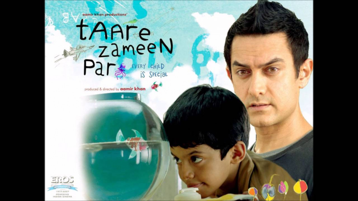 Taare Zameen Par [Full Theme Song] - YouTube