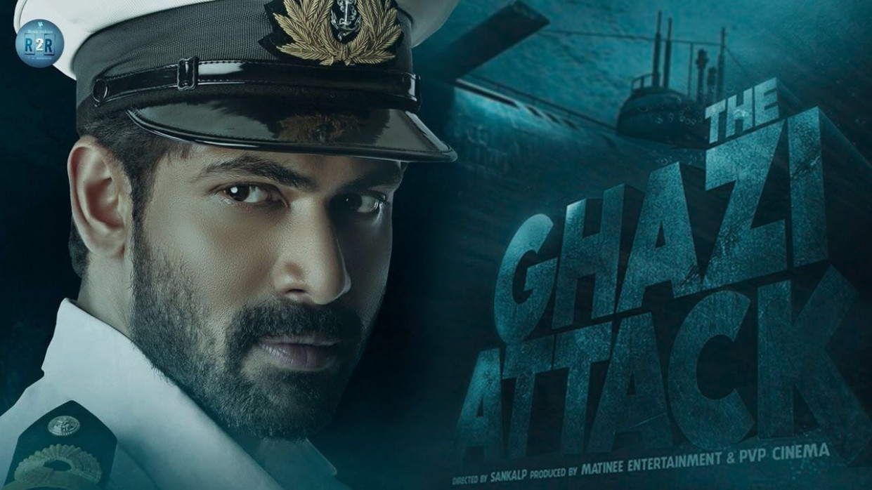 The Ghazi Attack – Movie Review | Bollywood Movie Review ...