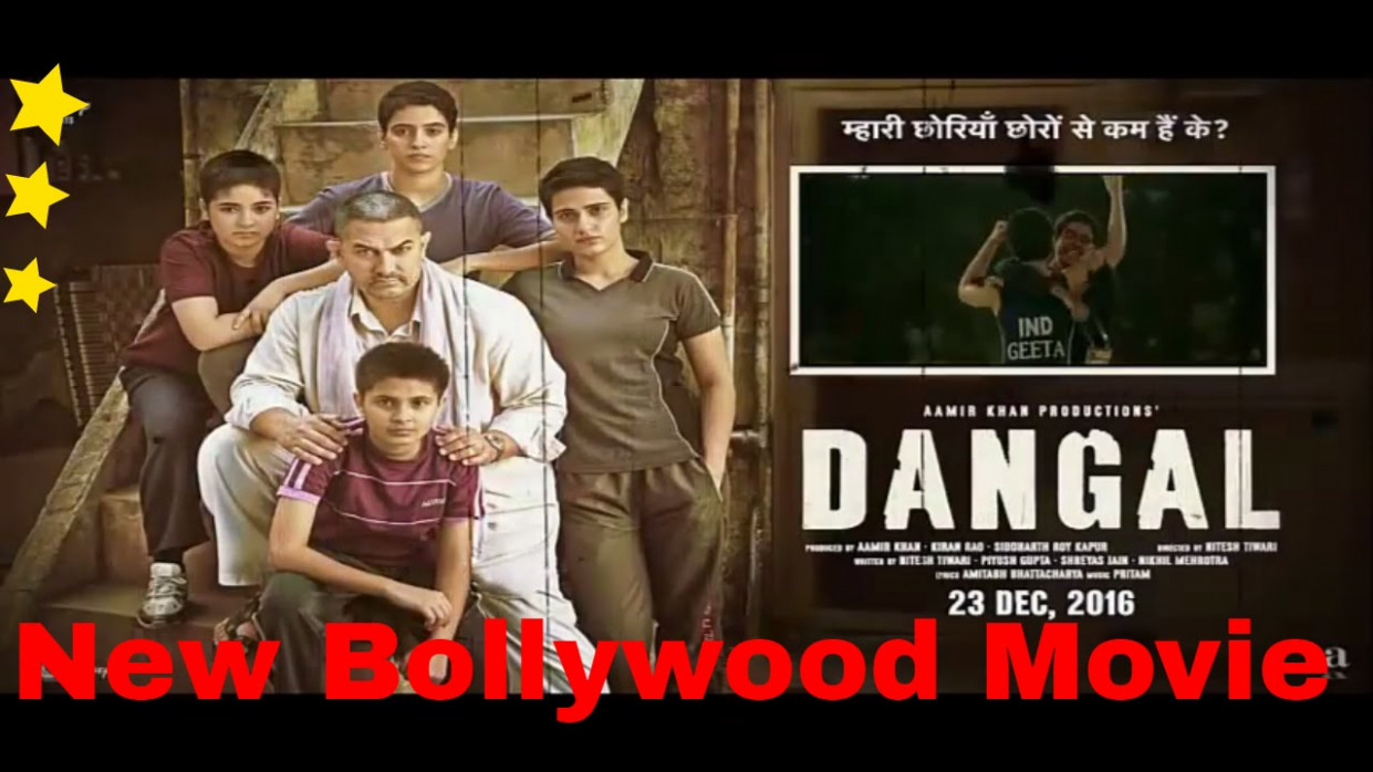The new upcoming bollywood movie trailer Dangol || New ...
