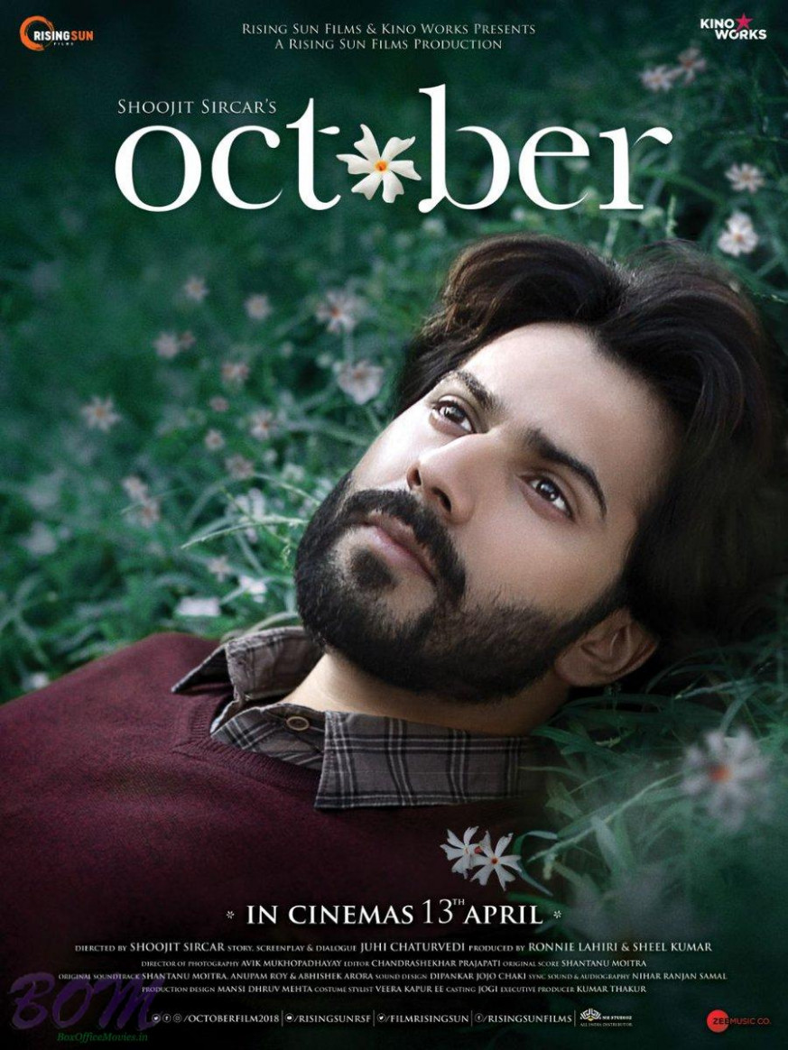 Think deep for October movie with this Varun Dhawan ...