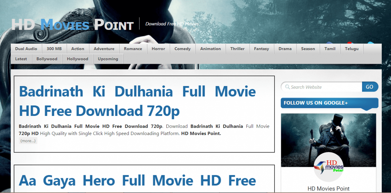 Top 10 Best Websites For Bollywood Full Movies Downloads ...