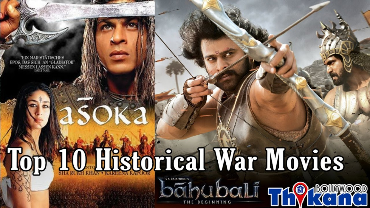 Top 10 Bollywood Greatest War Movies | Veer, Jodhaa Akbar ...