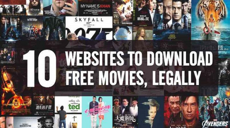 Top 10 free movie download websites that are completely ...