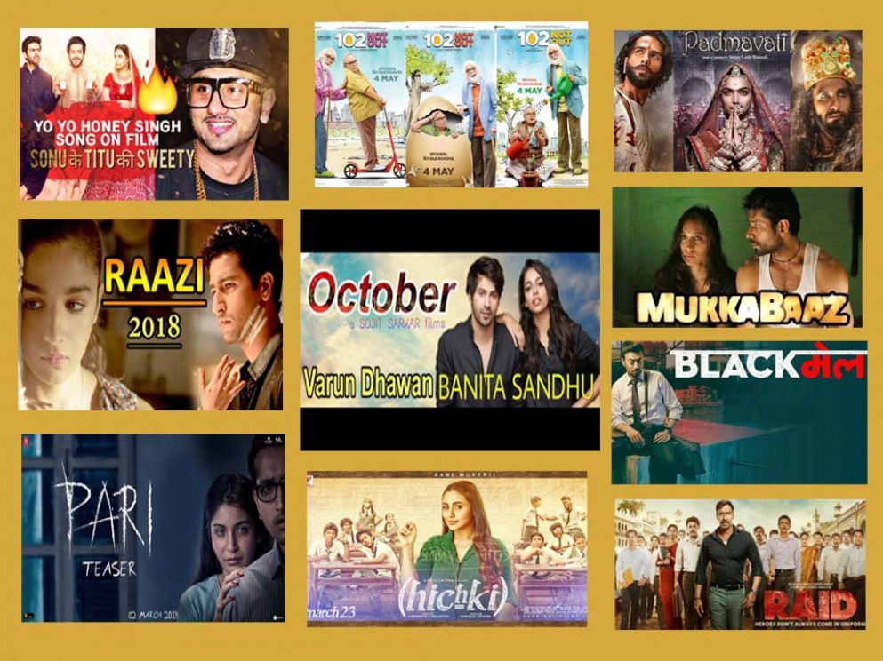 Top 10 New Bollywood Movies 2018 List | List Of 2018 ...