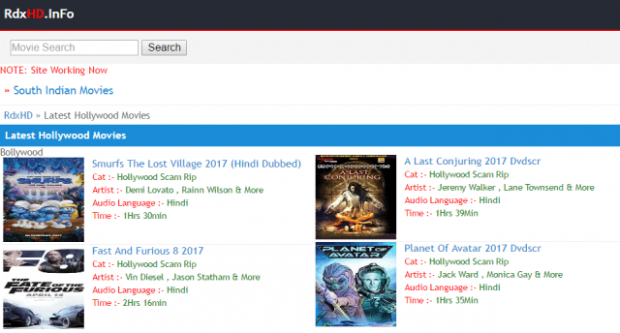 Top 10 Sites To Download New Hollywood Movies in Hindi ...