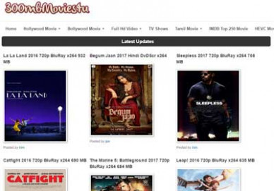 Top 12 Sites for Free 1080P/720P HD MP4 Movies Download