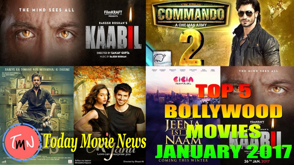 Top 5 - Bollywood Movies 2017 | Upcoming Bollywood Movies ...