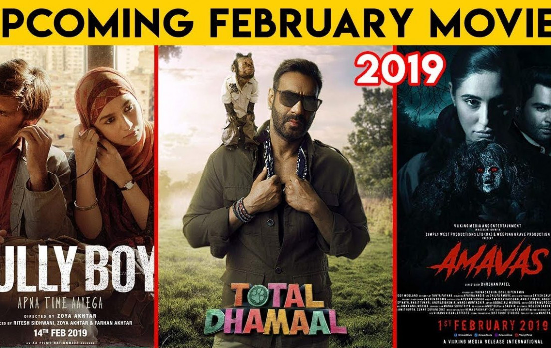 Top 5 Upcoming Bollywood Movies February 2019 | New Movies ...