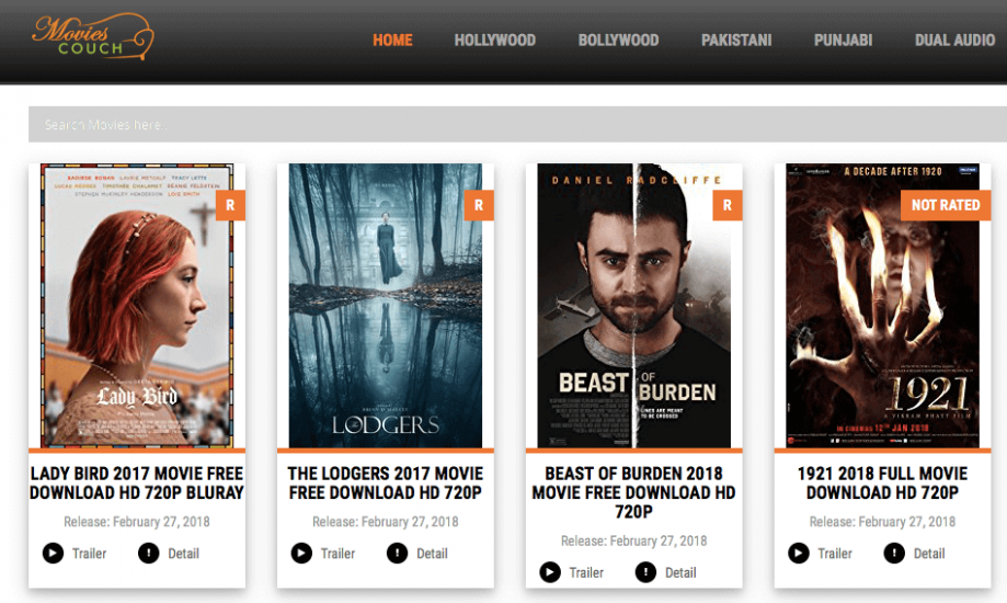 Top 50 Best Free Movie Download Sites 2018 (Latest Collection)