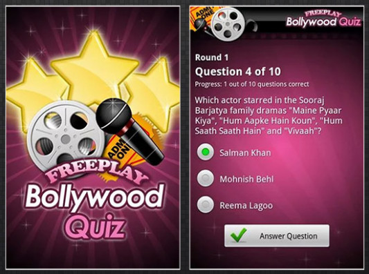 Top 50 Bollywood Apps for Android – Top Apps