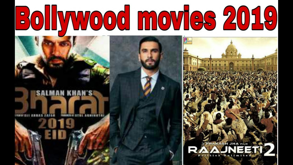 Top10 Upcoming Complete Bollywood Movies List 2019/new ...