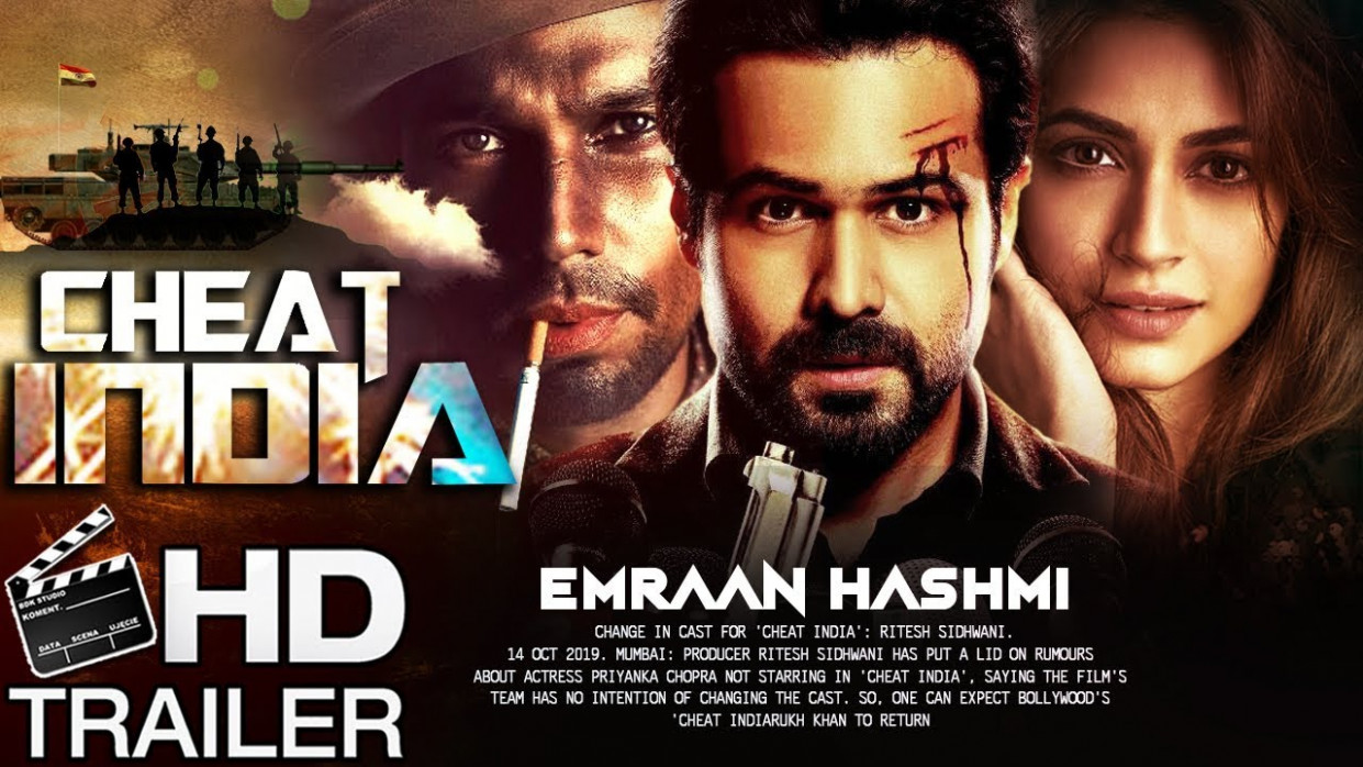 Trailer of 'Cheat India' starring Emraan Hashmi released ...