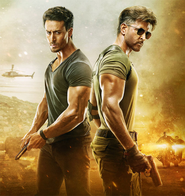 Trailer: WAR is high on action and drama - Rediff.com movies