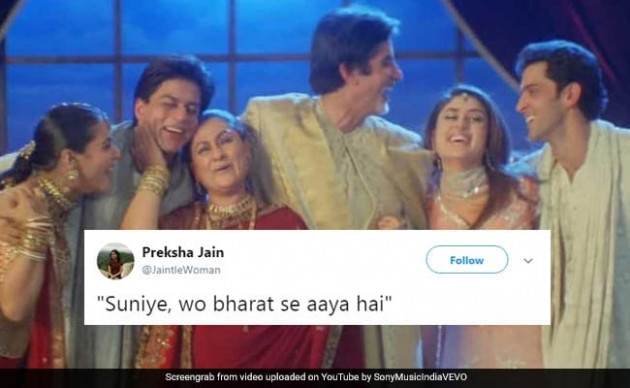 Trending: Can You Guess The Bollywood Movie With One Dialogue?