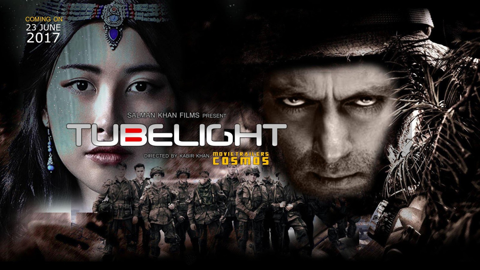 Tubelight is an upcoming Bollywood Movie HD Wallpapers ...