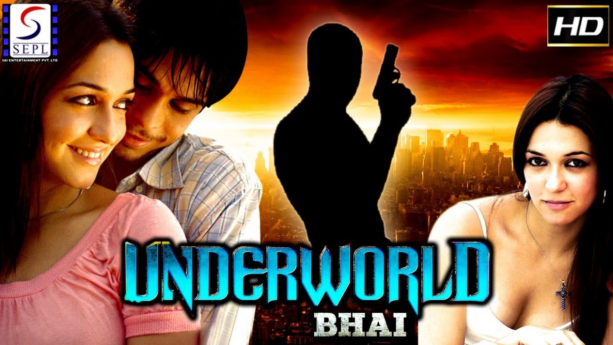 Underworld Bhai ᴴᴰ - New Bollywood Action 2018 Full Hindi ...