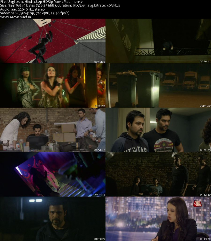 Ungli (2014) BluRay 480p 720p Full Movie Download mkv