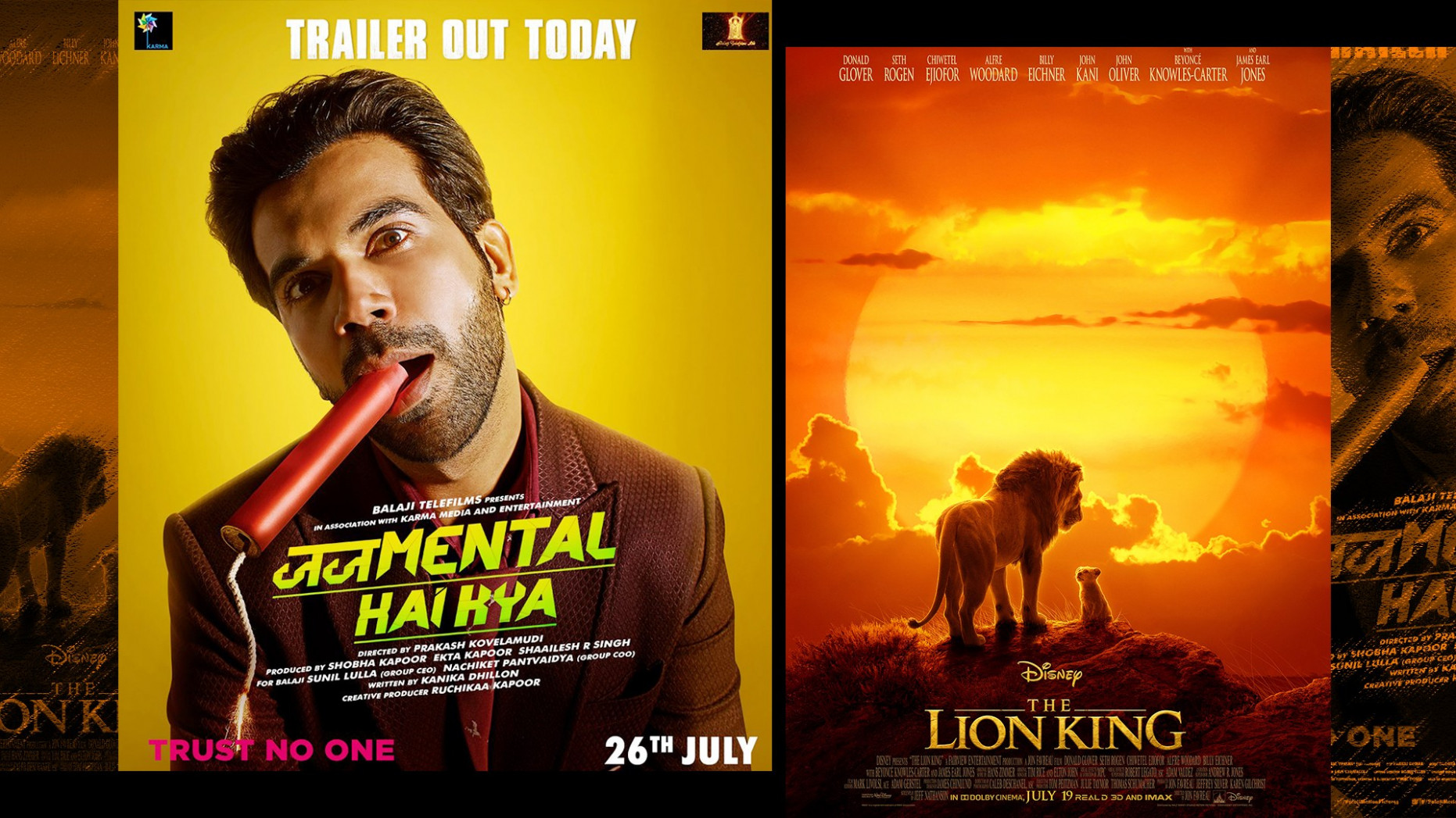 Upcoming Bollywood and Hollywood movies releasing in July 2019