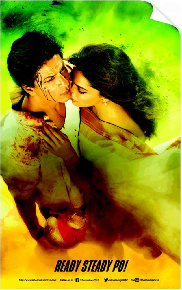 Upcoming Bollywood Movie Chennai Express New Posters ...