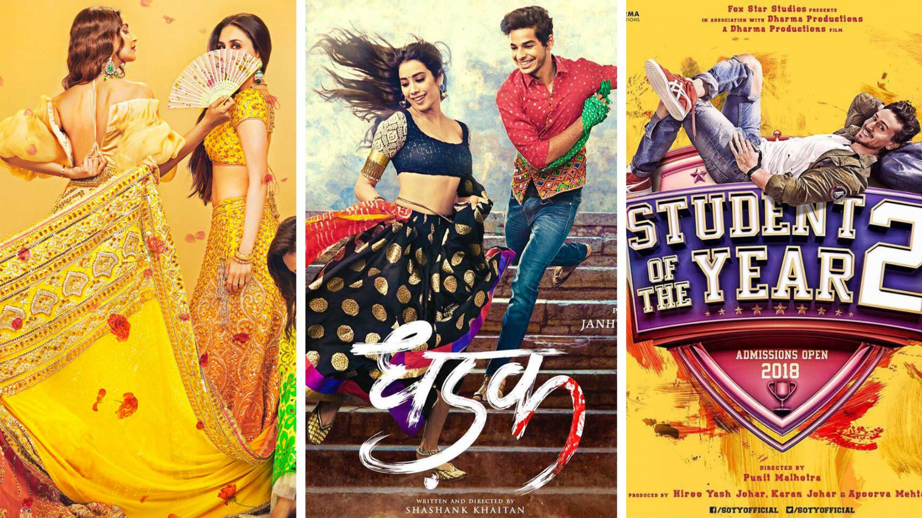 Upcoming Bollywood Movies 2018 - List of New Bollywood ...