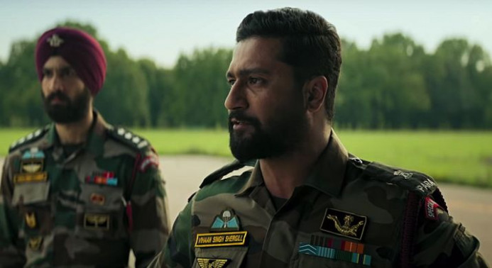 Uri Box Office Collection Day 9: Vicky Kaushal's film has ...