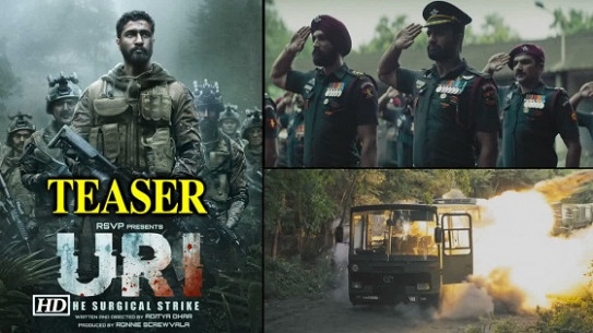 URI New Upcoming Hindi action movies - CozyHD.com
