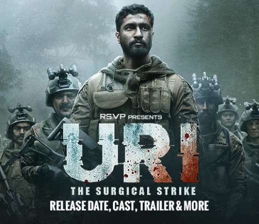 URI: The Surgical Strike (11th January 2019): Release Date ...