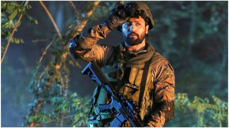 Uri: The Surgical Strike Box Office Collection Day 10 ...