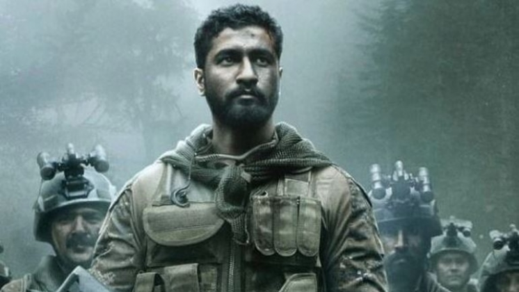 Uri The Surgical Strike Movie Review: Vicky Kaushal takes ...