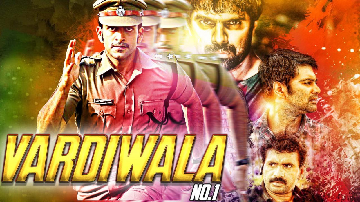 Vardiwala 2017 Hindi Dubbed 576p HDRip 500MB x264 7StarHD ...