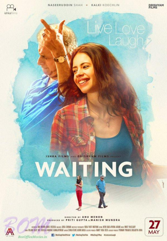 Waiting movie Poster - Bollywood latest photos news
