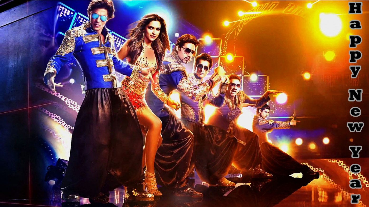 Wallpaper's Station: Happy New Year Bollywood Movie 2014