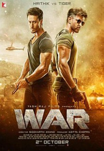War (2019 film) - Wikipedia