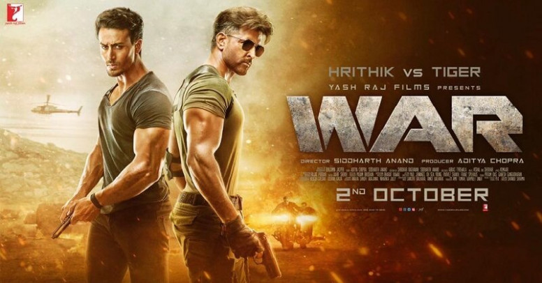 War Trailer Out: Hrithik Roshan And Tiger Shroff In A ...