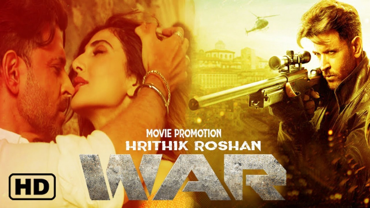 WAR | War New Bollywood New Full HD Hindi Movie Promotion ...