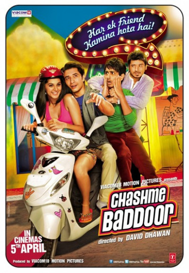 Watch Chashme Baddoor (2013) Hindi Full Movie Online Movie ...