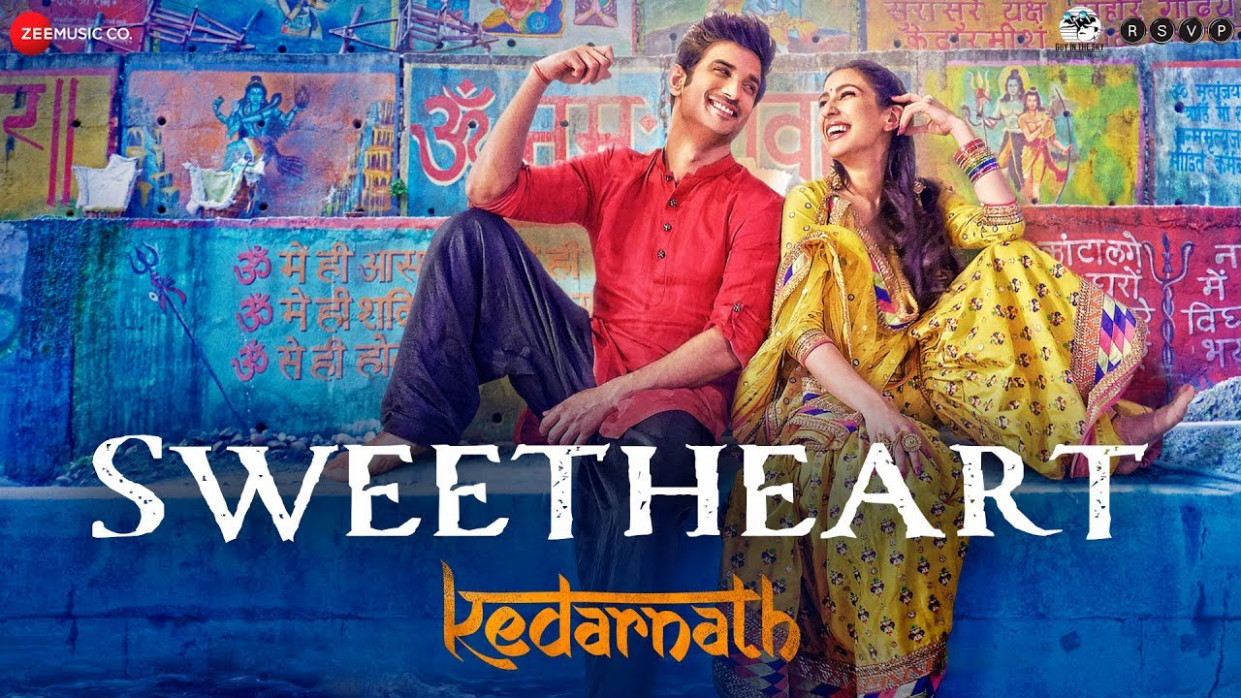Watch this new love song 'Sweetheart' from the movie ...