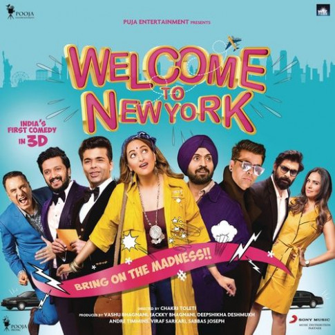 Welcome To New York (2018) Hindi Movie Mp3 Songs Full ...