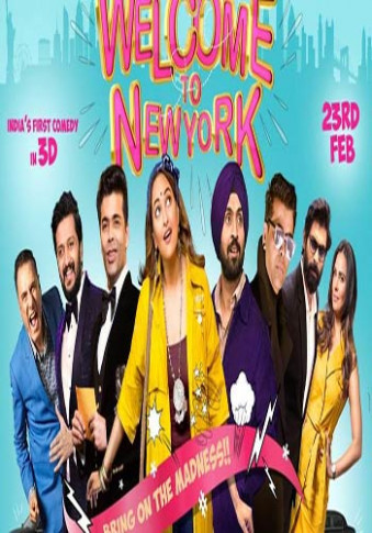Welcome to New York 2018 Hindi Movie Official Trailer HD