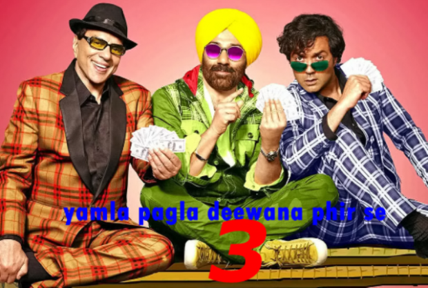 Yamla Pagla Deewana Phir Se: Box Office, Hit or Flop ...