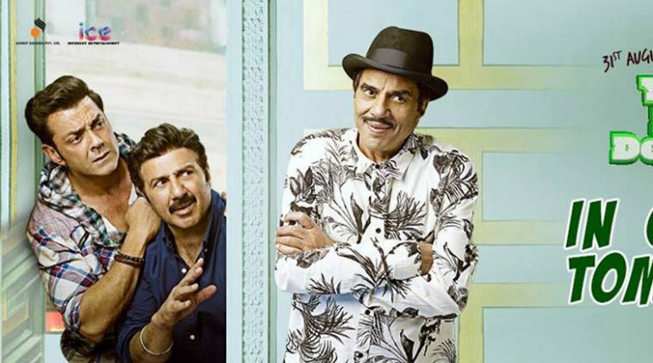 Yamla Pagla Deewana Phir Se movie review and release ...