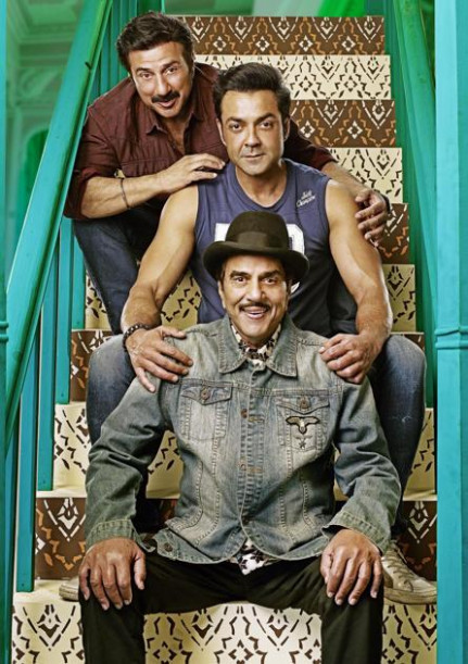 'Yamla Pagla Deewana Phir Se' Review: Dated Film Has a ...