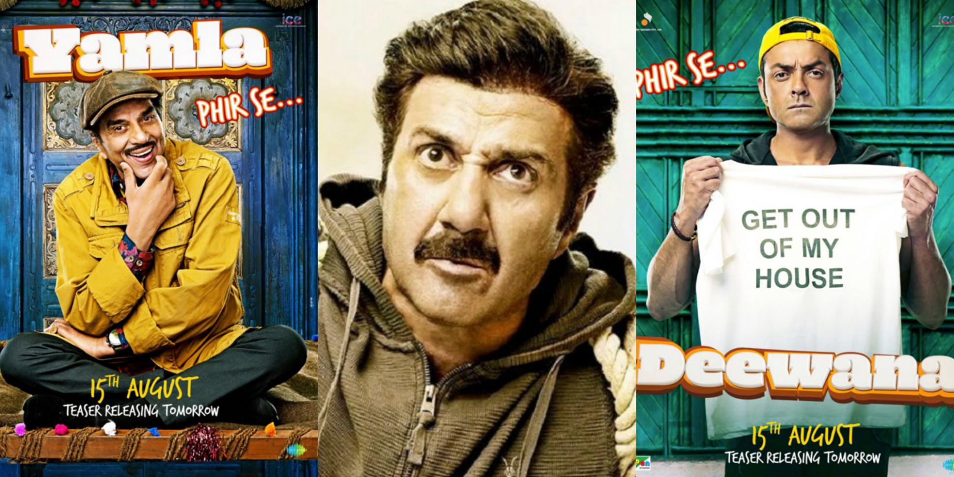 Yamla Pagla Deewana Phir Se: The Deols are back to ...