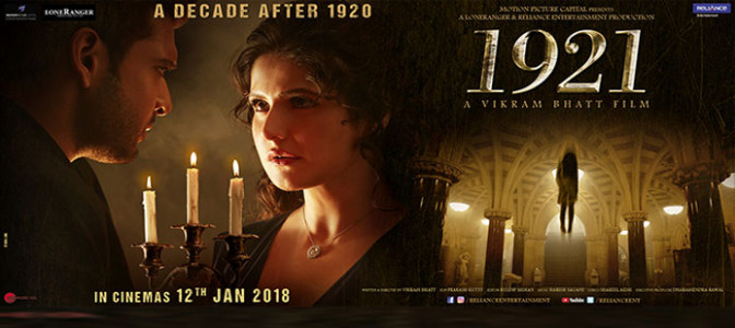 Zareen Khan 1921 Movie Box Office Collection: 14th / 13th ...