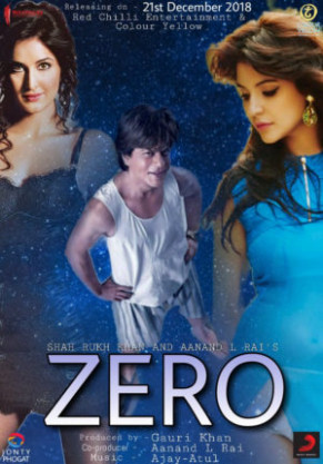 Zero (2018) Bollywood Movie Official Trailer FULL HD Shah ...